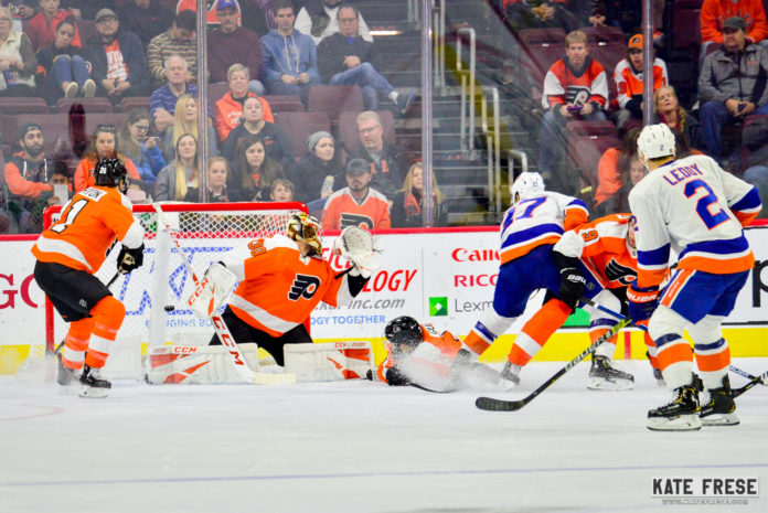 Flyers penalty kill