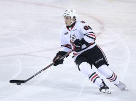 Billy Constantinou 2019 NHL Draft November Rankings