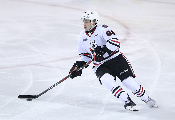 Billy Constantinou 2019 NHL Draft November Rankings