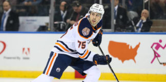 Evan Bouchard Edmonton Oilers Prospects