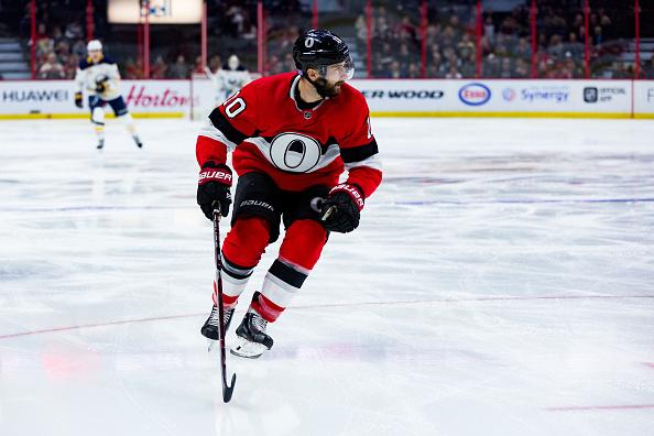 Ottawa Senators Tom Pyatt And The Curious Case Of First Line Icetime