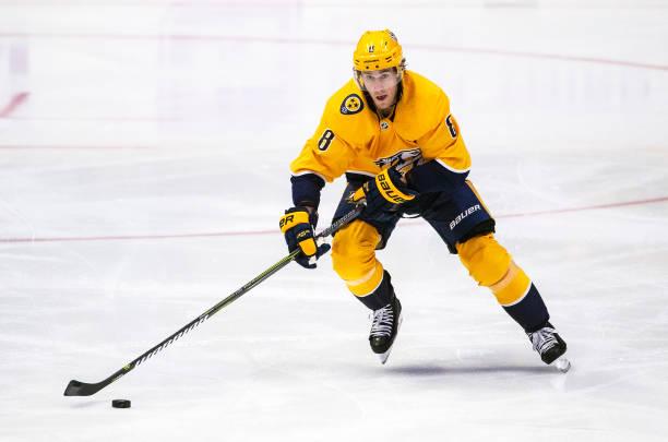 Nashville Predators Place Kyle Turris On Injured Reserve Last Word On Hockey