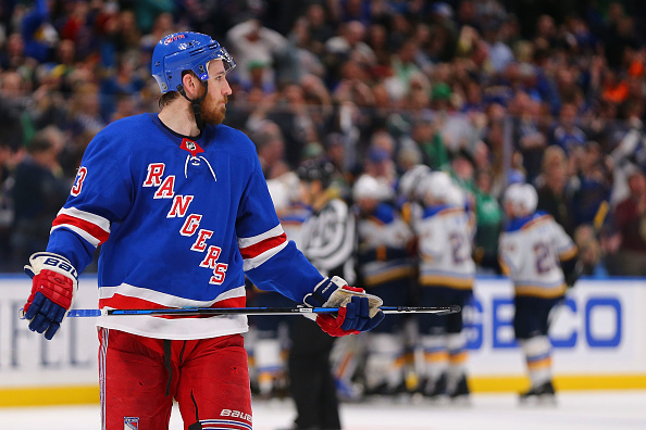 timeless design ca322 dc58c New York Rangers Must Decide What to do With Kevin Hayes ...