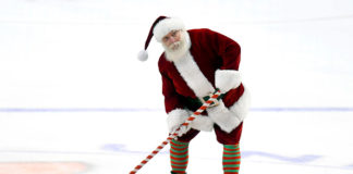 Blackhawks Christmas Wish