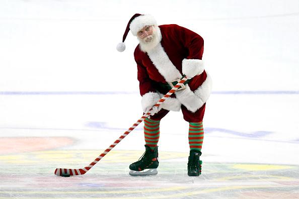 Blackhawks Christmas Wish
