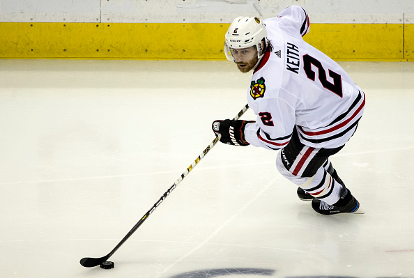 Duncan Keith a Potential Target for the Montreal Canadiens  - Last ... ed65f1be3