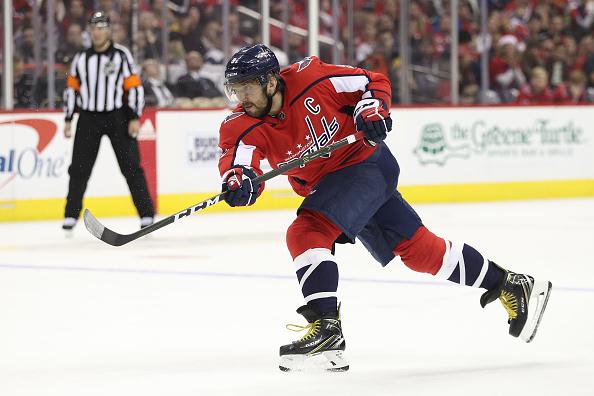 51eb34388 Washington Capitals Alex Ovechkin Chasing Gretzky's Goal Record