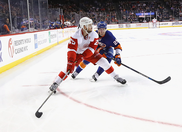 Detroit Red Wings Mike Green out 3-5 weeks with lower-body
