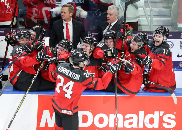 Canadians And The World Junior Hockey Championship A Love Story