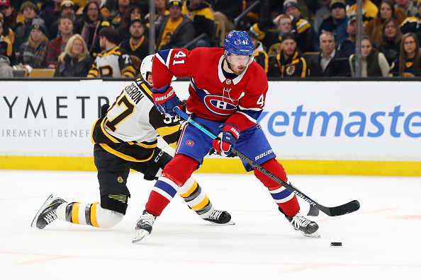 Montreal Canadiens Paul Byron Suspended Three Games Last Word On
