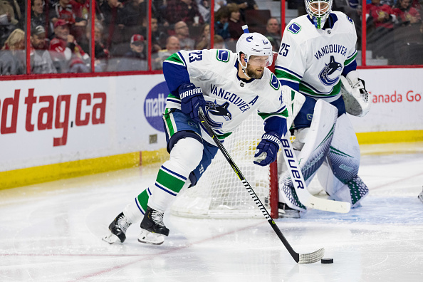 Alexander Edler Re-Signs With Vancouver Canucks