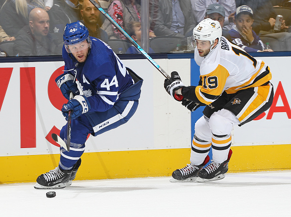 The Toronto Maple Leafs Defence Hasn T Been Forgotten Last Word On