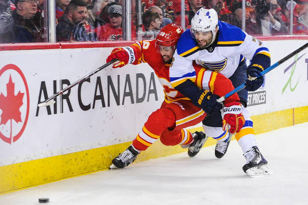 wholesale dealer 682fa 61bb4 The St. Louis Blues Should Consider Trading Patrick Maroon