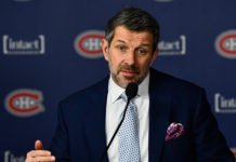 Montreal Canadiens Trade Deadline Marc Bergevin