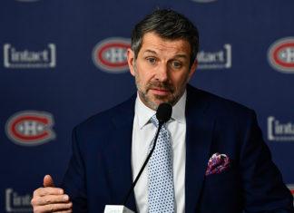 Montreal Canadiens Trade Deadline Marc Bergevin