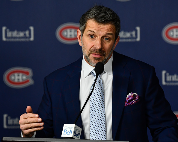 Montreal Canadiens Trade Deadline Marc Bergevin Montreal Canadiens Off-Season
