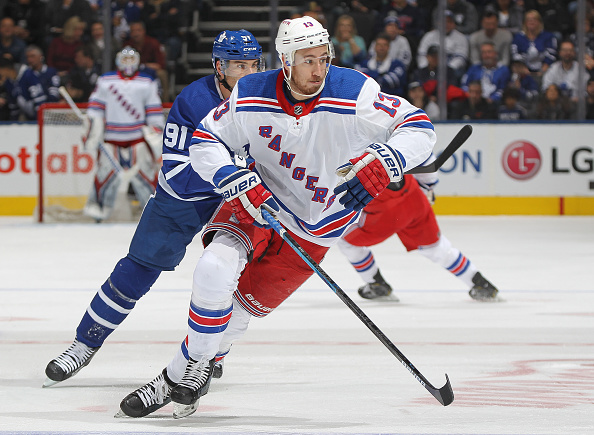 size 40 316a8 25e5e New York Rangers Kevin Hayes Traded To the Winnipeg Jets