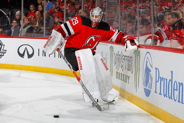 sale retailer 27edd 3d14e New Jersey Devils MacKenzie Blackwood Injured - Last Word on ...
