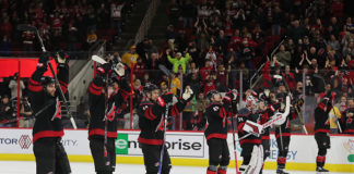 Carolina Hurricanes Celebrations