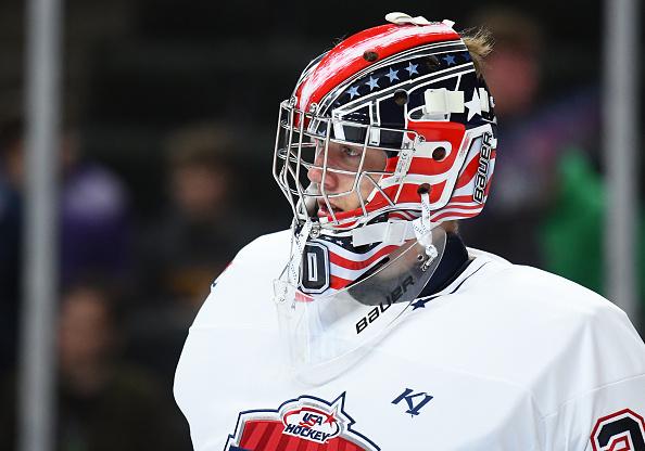 Spencer Knight 2019 NHL Draft