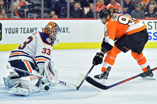 the best attitude 40938 8bd0a Philadelphia Flyers Jakub Voracek Suspended Two Games - Last ...