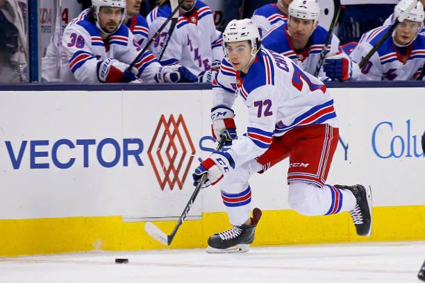 New York Rangers Bench Rookie Filip Chytil - Last Word on Hockey 1932816b3