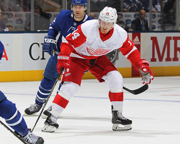 ffdade14827 Detroit Red Wings Trade Gustav Nyquist To San Jose Sharks - Last ...