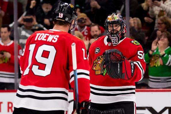 62809f1b1b4 Chicago Blackhawks Wild Card Chase Continues - Last Word on Hockey