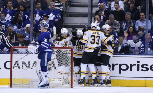 2c5da6e07 Toronto Maple Leafs Should Tank To Avoid Boston Bruins In The Playoffs