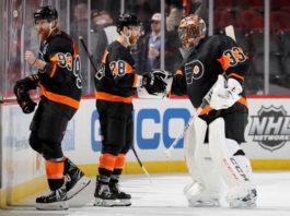 Philadelphia Flyers goalies