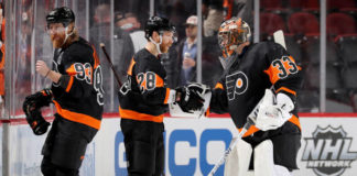 Philadelphia Flyers goalies NHL Rumours