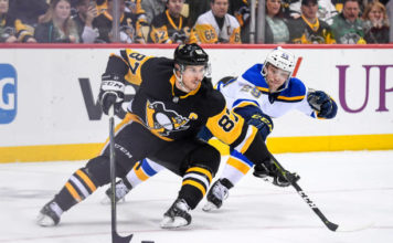 Sidney Crosby constant competitor