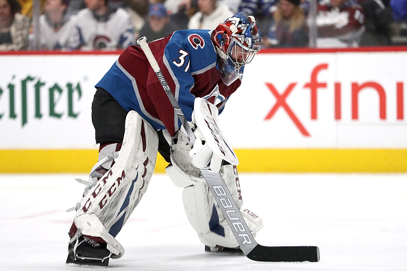 Red Hot Philipp Grubauer Leads Banged Up Colorado Avalanche Last