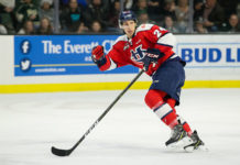Dylan Cozens WHL Central Division