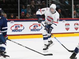 Matthew Boldy Minnesota Wild Prospects