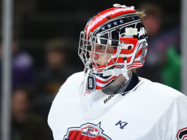 Spencer Knight Florida Panthers Prospects
