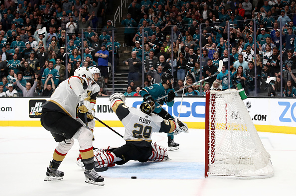 San Jose Sharks Comeback To Down Vegas Golden Knights In Game 7