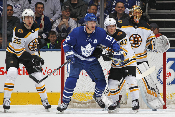 Boston Bruins Vs Toronto Maple Leafs First Round Preview