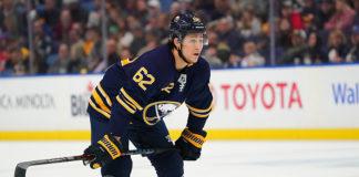 Newest addition to Buffalo Sabres defence Brandon Montour
