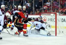 Colorado Avalanche vs Calgary Flames