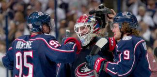 Blue Jackets sweep Lightning