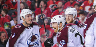 Avalanche steamroll past Calgary