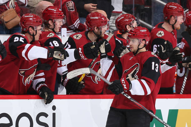 Arizona Coyotes weak offense