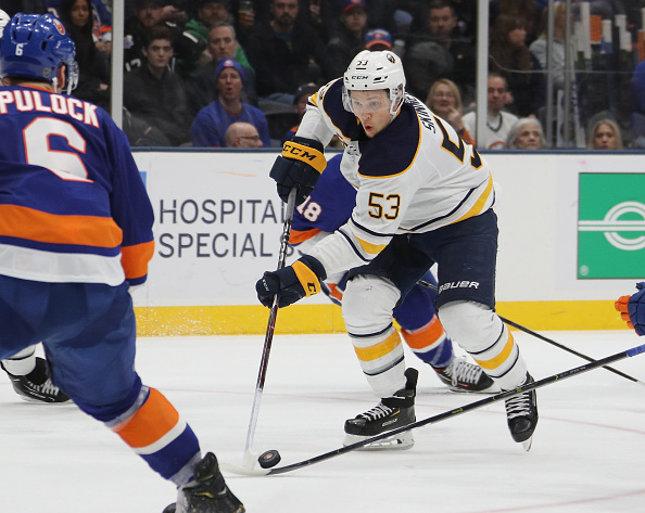 best website 10019 5a947 Jeff Skinner Signs Long-Term With Buffalo Sabres - Last Word ...