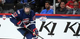 John Beecher Boston Bruins 2019 NHL Draft