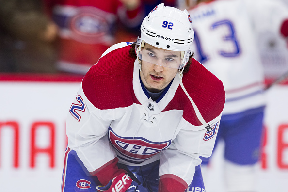 finest selection 0e2c2 0f036 Montreal Canadiens Jonathan Drouin Undergoes Minor Surgery ...