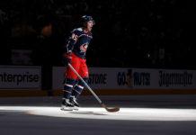 Headliner of the NHL Rumours, Matt Duchene.