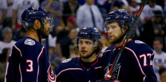 Columbus Blue Jackets Collapse