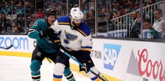 NHL Rumours Pat Maroon