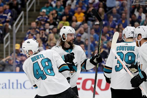 Sharks Penalty kill